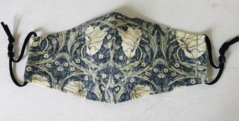 William Morris 'Pimpernel Cream' face mask