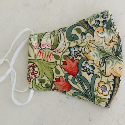William Morris 'Golden Lily' Cream Face Mask